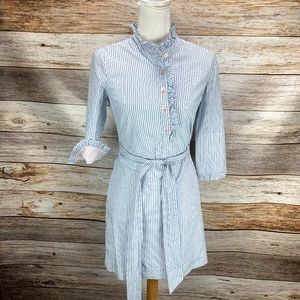 Lilly Pulitzer Brinkley Belted Shirt Dress